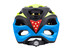 Alpina Carapax Jr. Flash Helm blue-yellow-black